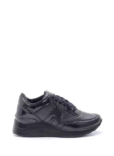Derimod Kadın Ayakkabı (1039-1) Spor Siyah
